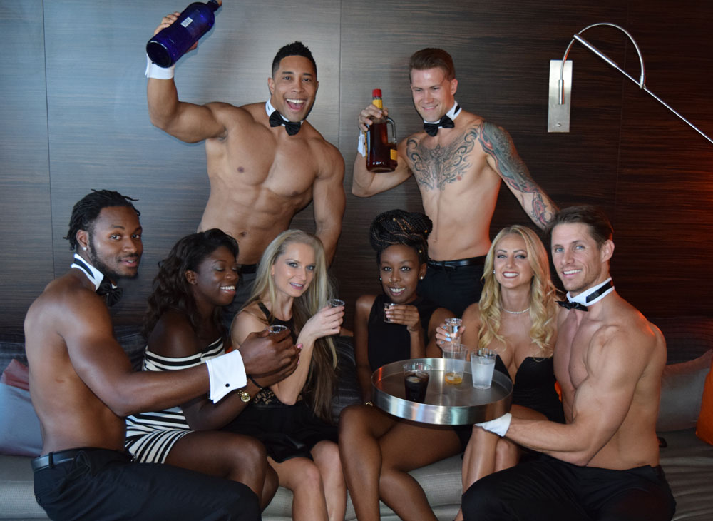 Sexy Buff Butlers For Hire
