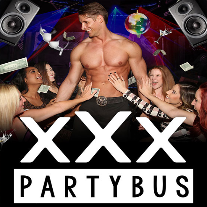 stripper party bus packages in las vegas